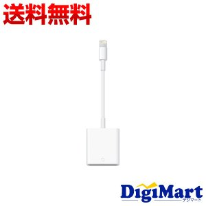 Apple純正品 Apple Lightning USB-C - SDカードリーダー MUFG2ZM...
