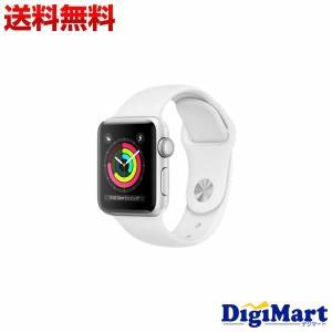 アップル Apple Watch Series 3 GPSモデル 38mm MTEY2J/A [ホワ...