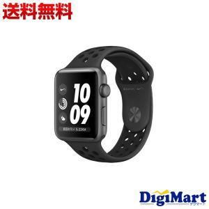 アップル Apple Watch Nike+ Series 3 GPSモデル 42mm MTF42C...