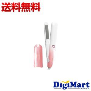 パナソニック Panasonic コンパクトアイロン ミニコテ 3Way EH-HV22-P [ピンク調]【新品・国内正規品】|digimart-shop