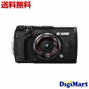 オリンパス OLYMPUS STYLUS TG-6 Tough [ブラック] デジタルカメラ【新品・...