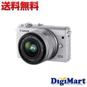 キャノン Canon EOS M100 EF-M15-45 IS STM レンズキット [ホワイト]...