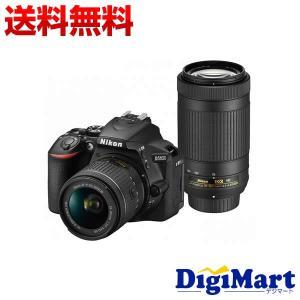 ニコン Nikon D5600 ダブルズームキット デジタル一眼レフカメラ【新品・国内正規品】