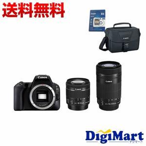 キャノン CANON EOS Kiss X9 ダブルズームキット & Canonバッグ & 16GB...