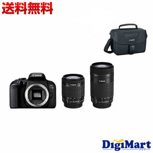 キャノン CANON EOS Kiss X9i ダブルズームキット & Canonバッグ & 16G...