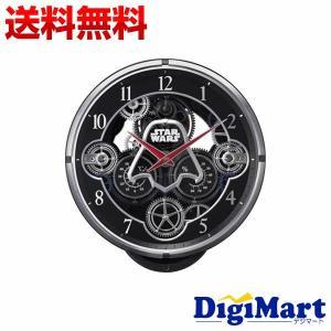 リズム時計 電波からくり時計「KARAKURI CLOCK/スター・ウォーズ」4MN533MC02|digimart-shop