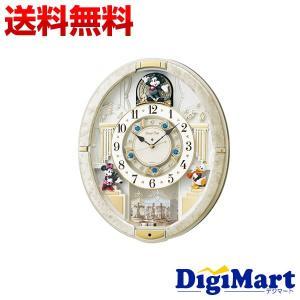 セイコー SEIKO CLOCK ミッキー&フレンズ 掛け時計 アナログ FW580W|digimart-shop