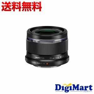 オリンパス OLYMPUS M.ZUIKO DIGITAL 25mm F1.8 [ブラック] 単焦点...