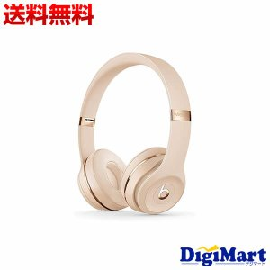 beats by dr.dre Solo3 ワイヤレスオンイヤーヘッドホン MUH42PA/A [サ...