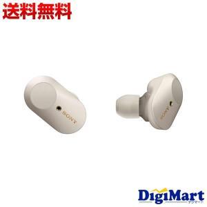 ソニー SONY WF-1000XM3 (S) [プラチナシルバー] ワイヤレス Bluetooth...