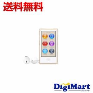 アップル Apple iPod nano 16GB MKMX2ZP/A [ゴールド]【新品・並行輸入品】|digimart-shop