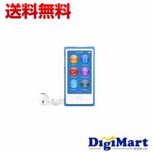 アップル Apple iPod nano 16GB MKN02ZP/A [ブルー]【新品・並行輸入品】|digimart-shop