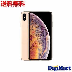 アップル APPLE iPhone XS Max 256GB SIMフリー [ゴールド] MT6W2...