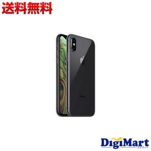 アップル APPLE iPhone XS 256GB SIMフリー [スペースグレー] MTE02J...