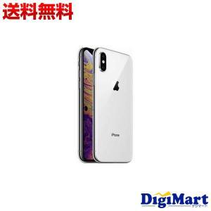 アップル APPLE iPhone XS 64GB SIMフリー [シルバー] MTAX2J/A 国...