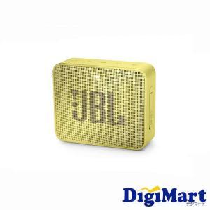 JBL Bluetooth スピーカー Go 2 [イエロー] 【新品・輸入正規品】【送料別】
