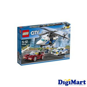 LEGO レゴ シティ ポリスヘリコプターとポリスカー 60138【新品・国内正規品】【送料別】|digimart-shop