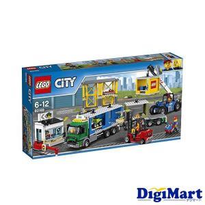 LEGO レゴ シティ レゴ(R)シティ配送センターとコンテナトラック 60169【新品・国内正規品】|digimart-shop