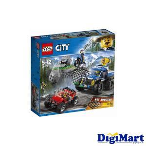 LEGO レゴ シティ 山のポリスカーとポリスバイク 60172【新品・国内正規品】【送料別】|digimart-shop