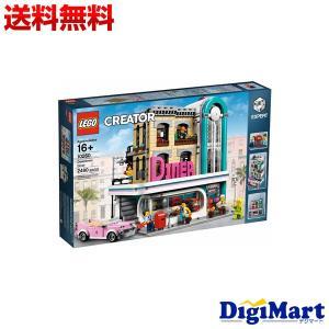 LEGO レゴ ダウンタウン ディナー Down Town Diner 10260【新品・並行輸入品】|digimart-shop