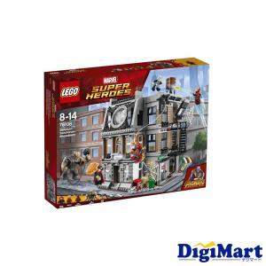 LEGO レゴ スーパーヒーローズ 76108 ドクター・ストレンジの神聖な館での戦い【新品・国内正規品】|digimart-shop