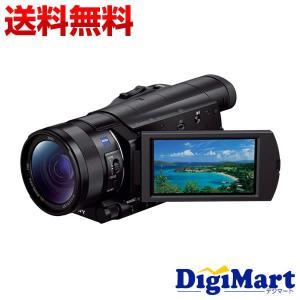ソニー SONY FDR-AX100 [ブラック] SD対応4Kビデオカメラ【新品・国内正規品】(FDRAX100)|digimart-shop