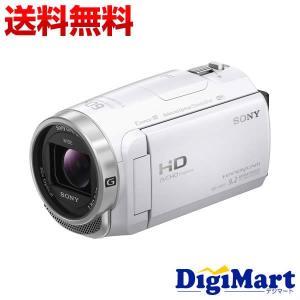 ソニー SONY HDR-CX675 (W) [ホワイト] ...