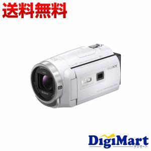 ソニー SONY HDR-PJ680 (W) [ホワイト] ビデオカメラ【新品・国内正規品】(HDRPJ680)|digimart-shop