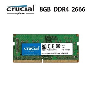 Crucial  Micron製 Mac mini 2018 メモリ 8GB DDR4  2666 ...