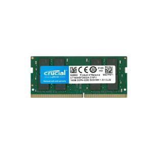 送料無料 Crucial Micron製 増設 メモリ 16GB ノート・小型PC DDR4 320...