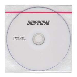 日本製 不織布ケース【部分のり赤ティアテープ付】(スリーブケース×1000枚)/ 白|digipropak