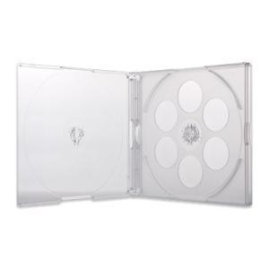 10mm4CDケース(4枚収納プラケース×10個)/ クリア|digipropak