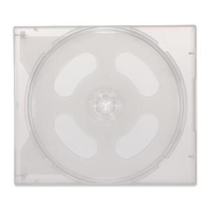 31mm12CDケースPP(12枚収納プラケース×40個)/ スーパークリア / スモークグレー / パープル|digipropak