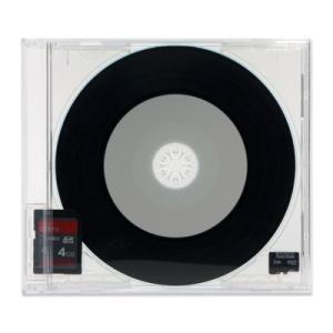 3in1CDケース(SD,microSD,CD各1枚収納プラケース×200個)/ スーパークリア|digipropak