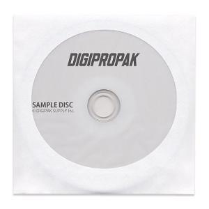 CD紙ケース厚手[業務用](スリーブケース×100枚)/ 白|digipropak