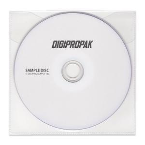 CD/DVDソフトケース×500枚 /スーパークリア / クリアブルー / クリアグリーン|digipropak
