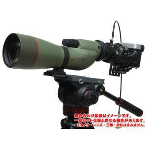 デジスコ KOWA 884/ LUMIX G20mmF1.7II セットB [カメラ(レンズ)、三脚、雲台、ロングプレート抜き]|digisco-ya