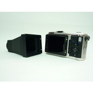 DIGISCO.COM デジタルカメラ用ルーペ付3インチ液晶モニターフード HD-30WMC|digisco-ya|03