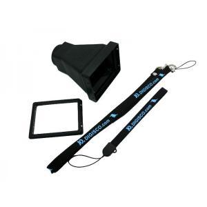 DIGISCO.COM デジタルカメラ用ルーペ付3インチ液晶モニターフード HD-30WMC|digisco-ya|04