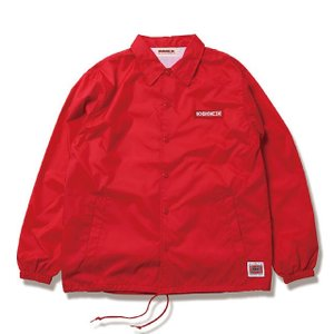 ANIMALIA  COACH JACKET SKUNK STINK RED / L \14580 ...