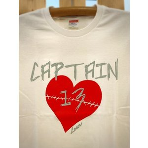 CAPTAIN 13 / Scar Heart Tee|digit|04