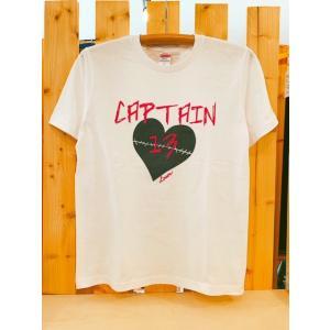 CAPTAIN 13 / Scar Heart Tee|digit|05