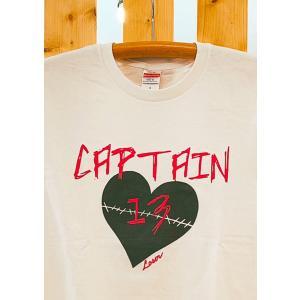 CAPTAIN 13 / Scar Heart Tee|digit|06