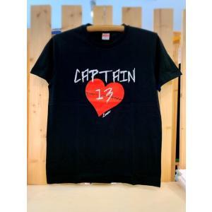 CAPTAIN 13 / Scar Heart Tee digit 03