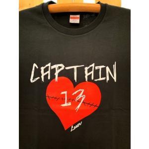 CAPTAIN 13 / Scar Heart Tee digit 04