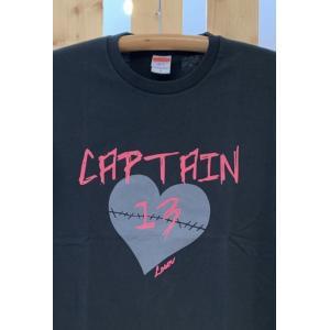 CAPTAIN 13 / Scar Heart Tee digit 06