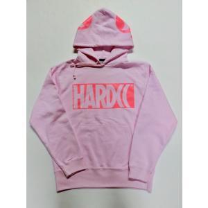 HARDCC ベーシックロゴ プルオーバーパーカー 20春EDITION (ブロッサムライトピンク) ハードコアチョコレート|digit