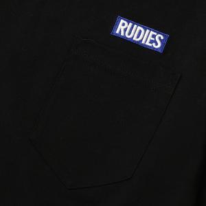 RUDIE'S PHAT BIGSILHOUTTE PKT-T ルーディーズ Tシャツ|digit|02