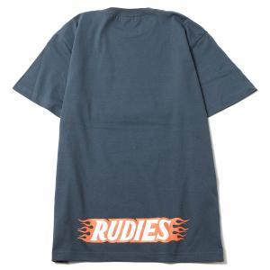 RUDIE'S FLARE-T ルーディーズ Tシャツ|digit|02