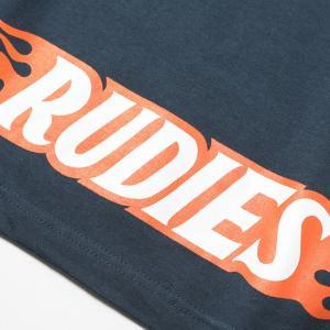 RUDIE'S FLARE-T ルーディーズ Tシャツ|digit|04